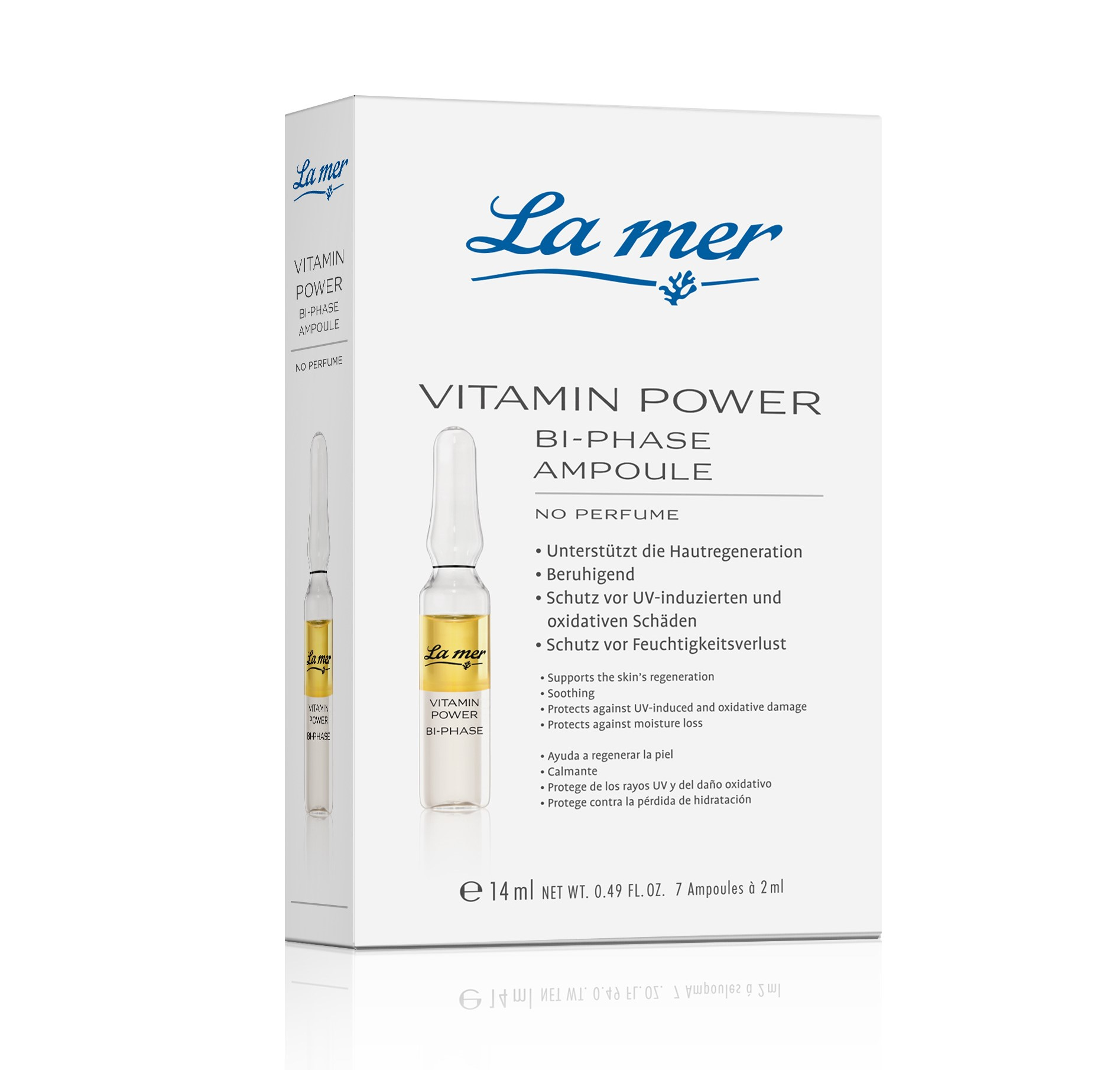 Vitamin Power Ampulle
